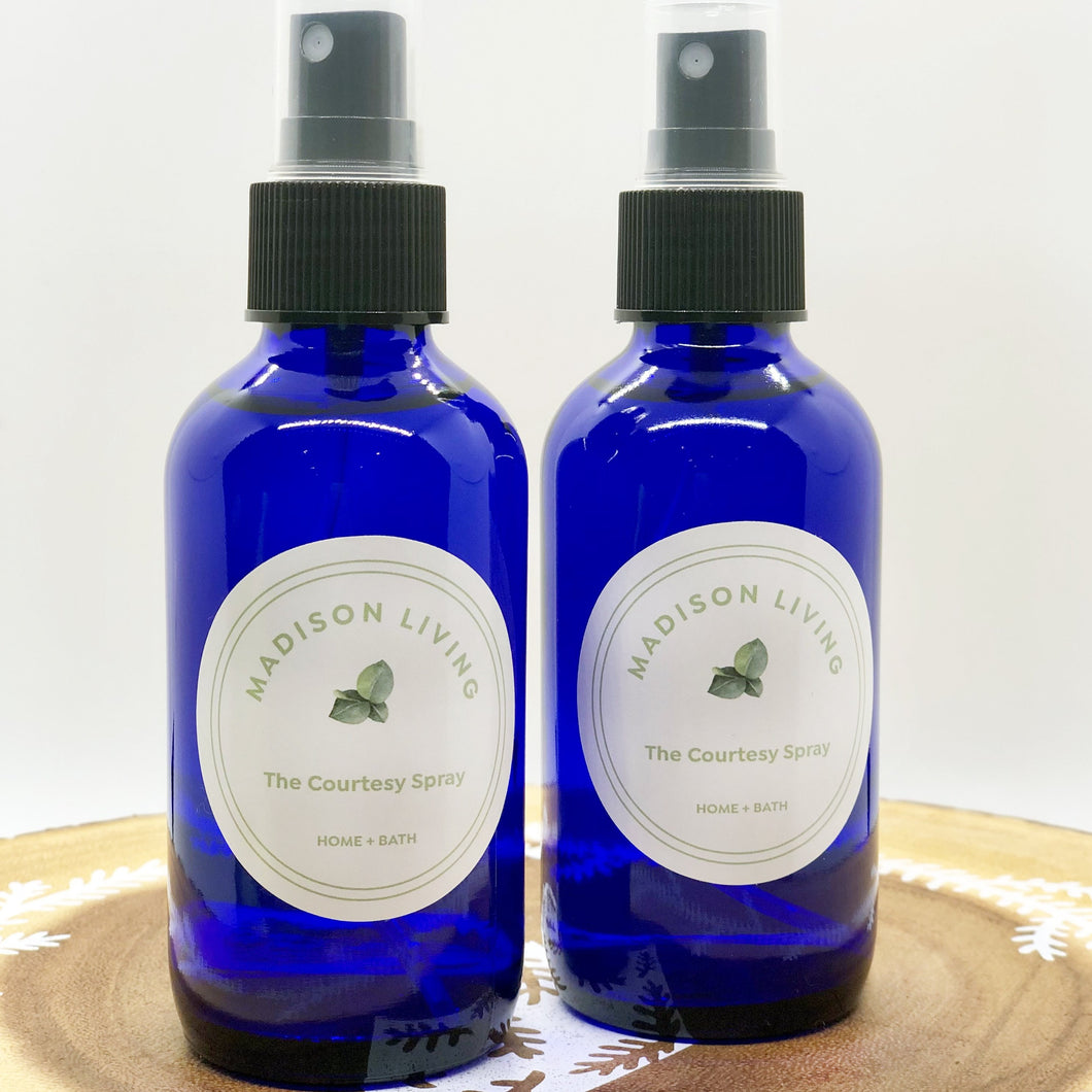 The Courtesy Spray - All Natural Room Spray