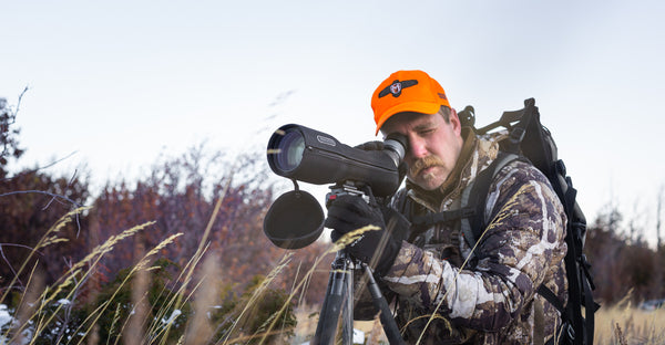The Best Optics for Western Big Game Hunting