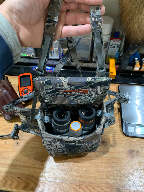 Rokslide - Sitka Mountain Optics Harness Review
