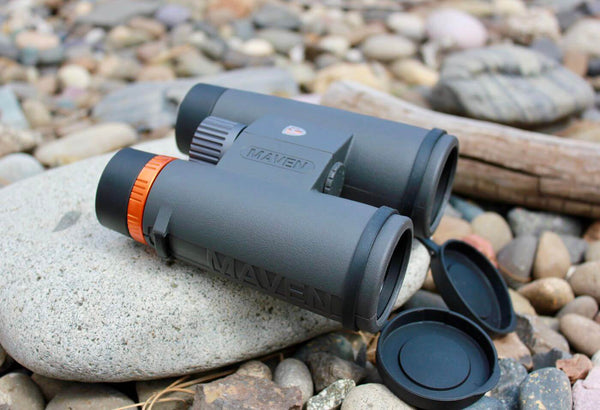 "Man Makes Fire - C.1 Binocular Review: ""Outstanding Value"""