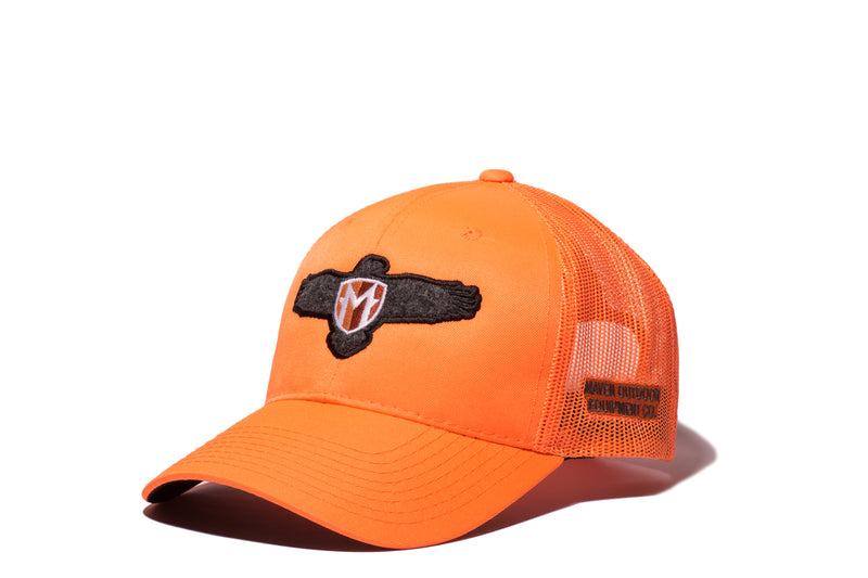 Blaze Icon Meshback Hat