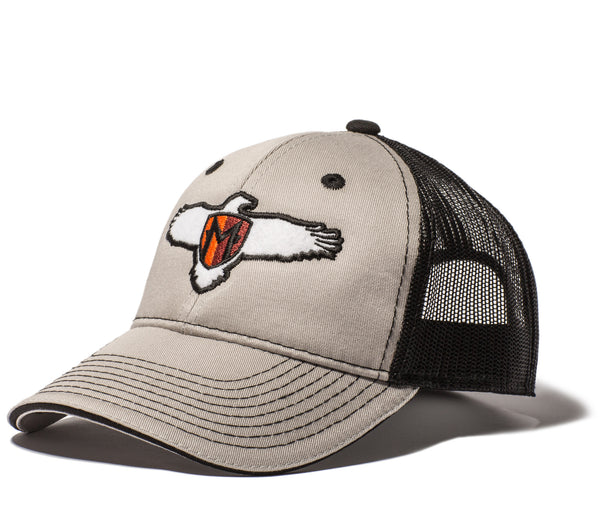 Weathered Icon Meshback Hat