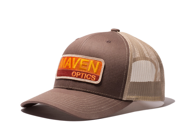 Maven Optics Patch Meshback Hat