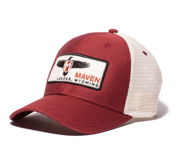 Patch Soft Meshback Hat