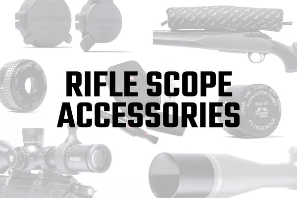 Riflescope Accessories