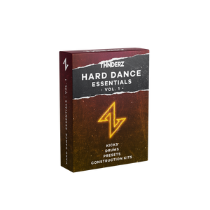 THNDERZ PRESENT: HARD DANCE ESSENTIALS VOL.1
