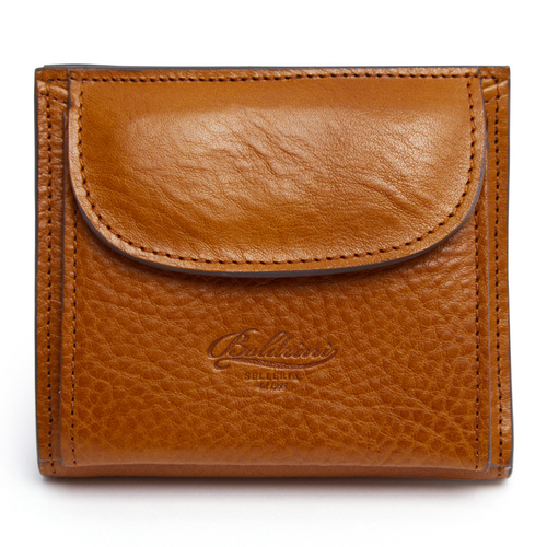Boldrini GINO Men's Calf Leather Wallet with Coin Pocket