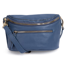 Load image into Gallery viewer, Plinio Visona Zucchero Full Grain Calf Leather Ladies Cross Body Bag