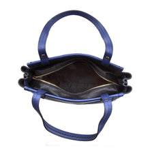 Load image into Gallery viewer, Plinio Visona Rosalia Luxury Leather Handbag