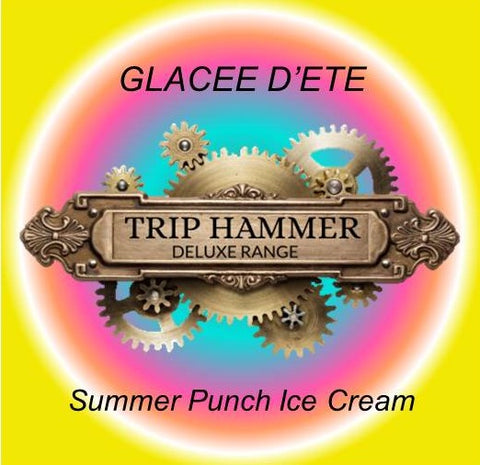 Summer Punch Ice Cream