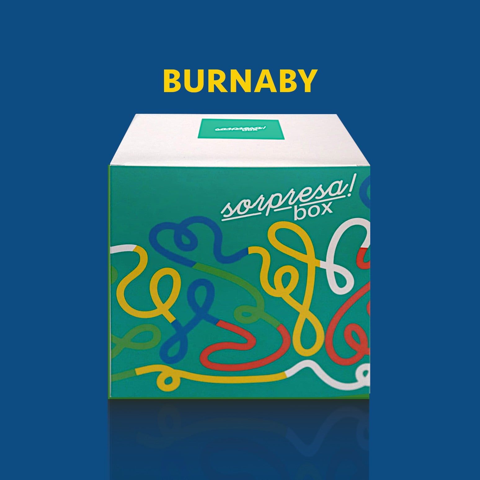 Sorpresa! Box Burnaby for Two