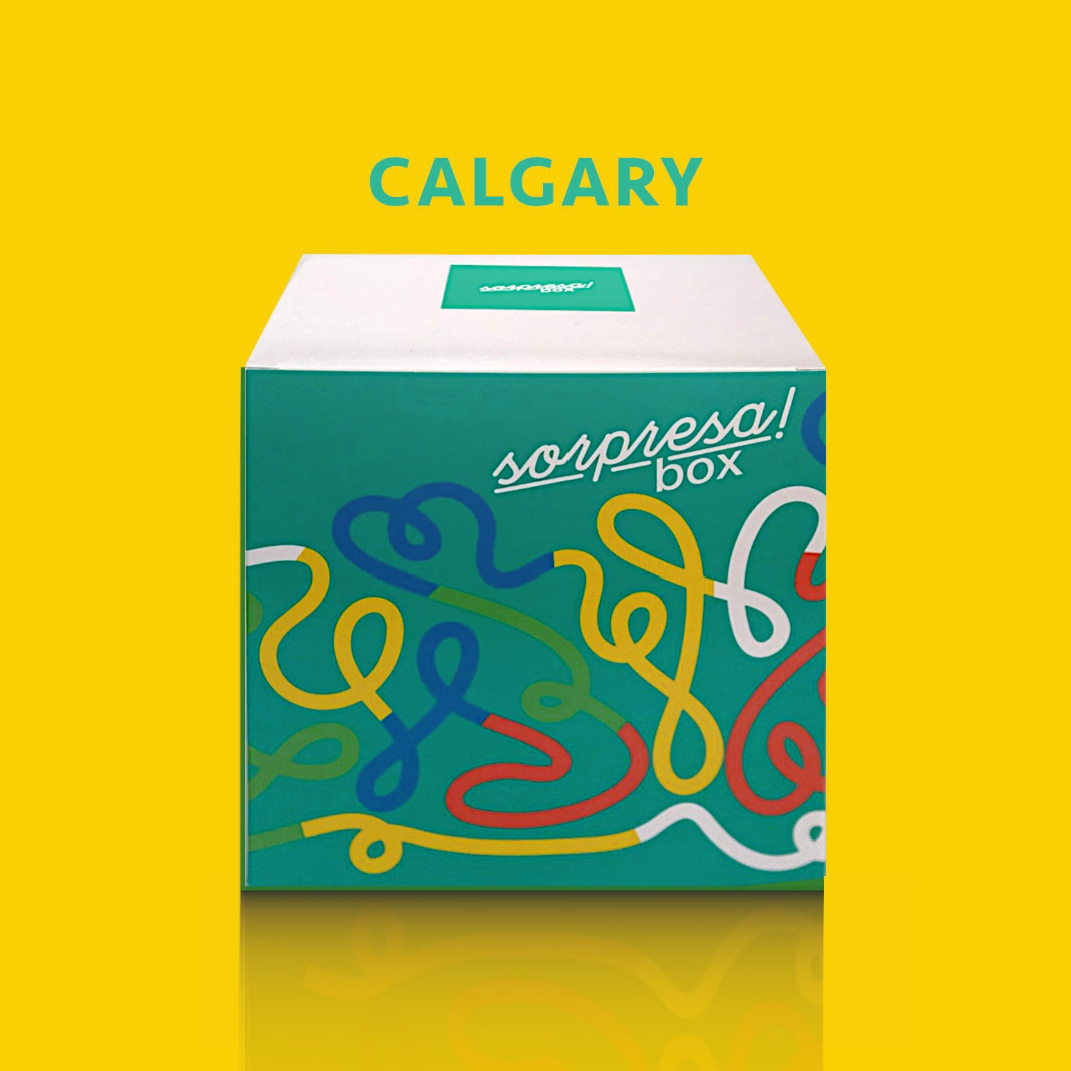 SURPRISE BOX for Calgary Foodies