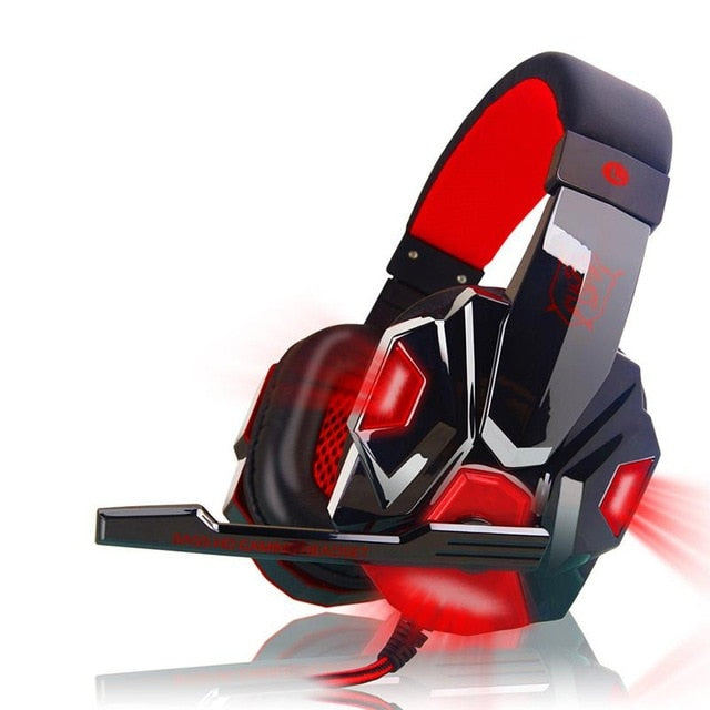 Wired Gaming Headset 2.2M PC780 Deep bass LED