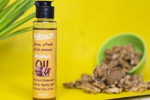 Walnut Oil (100 ml)