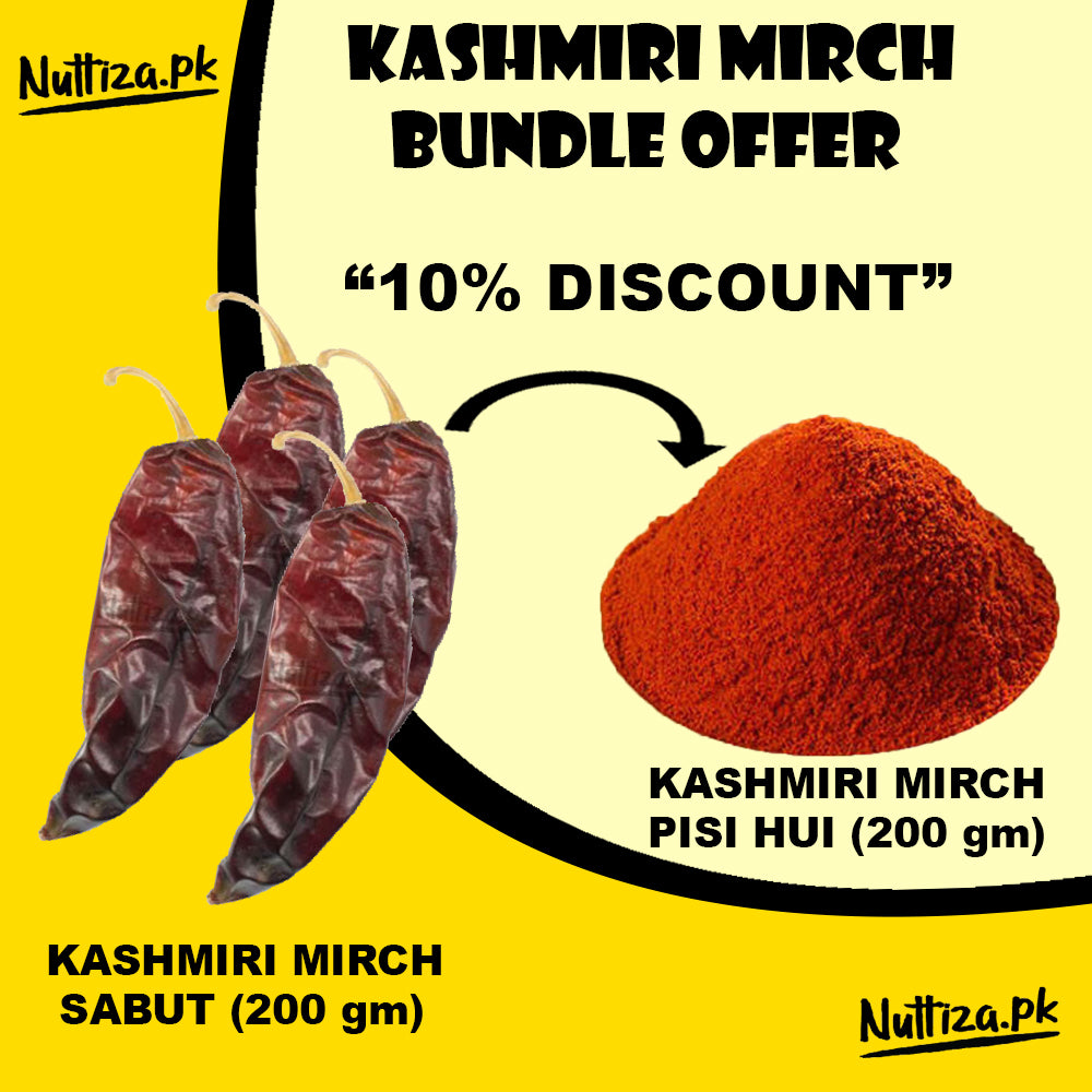 Kashmiri Mirch Bundle Offer