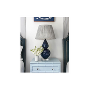 Lampshade in Blue Marden