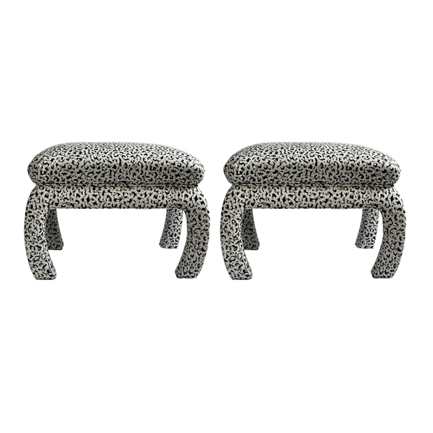 Edie Benches, Pair