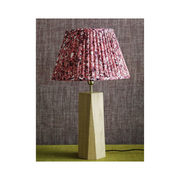 Lampshade in Red Quartz