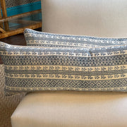 Jasper Dutch Stripe Lumbar Pillow
