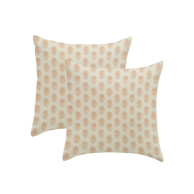 Beatrix Pillows by Marika Meyer, Pair
