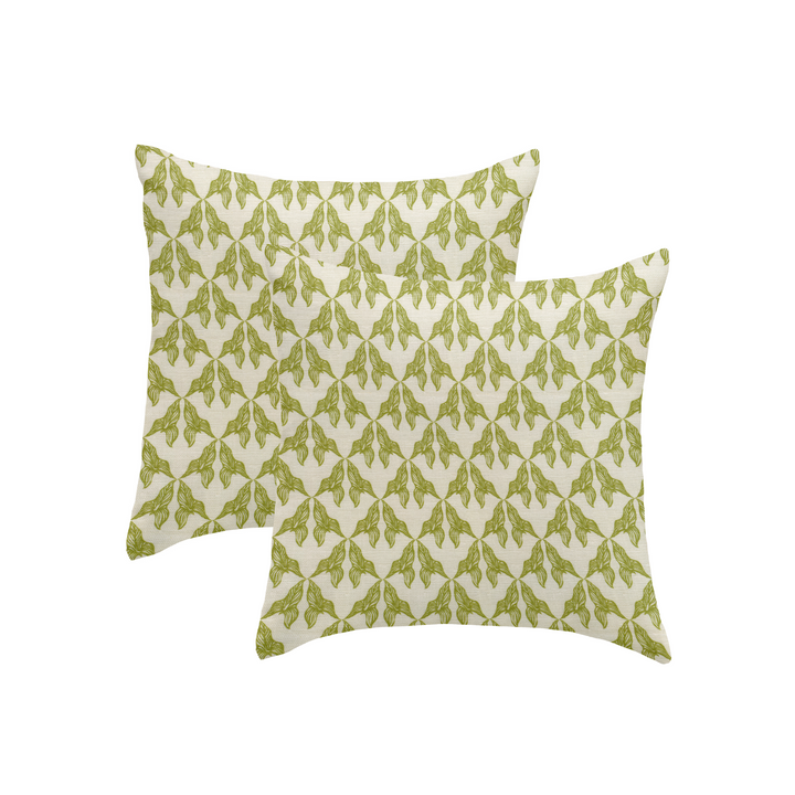 Charlotte Pillows by Marika Meyer, Pair