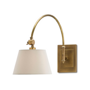 Tabitha Swing-Arm Wall Sconce