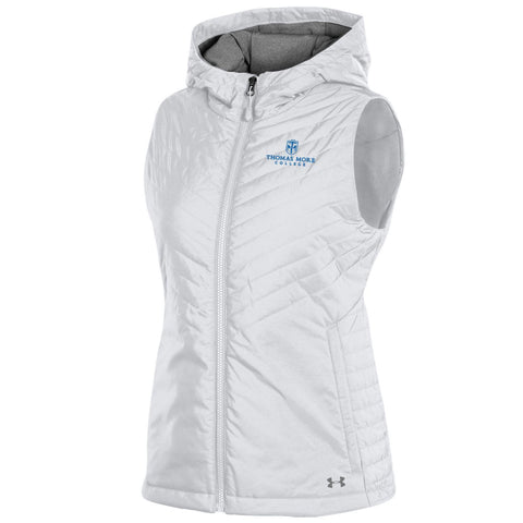 WOMENS UA WHITE VEST