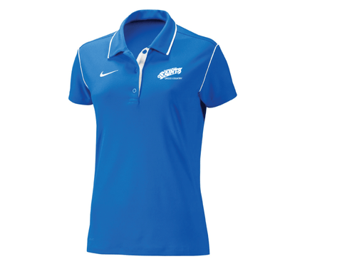 NIKE WOMENS POLO - CROSS COUNTRY
