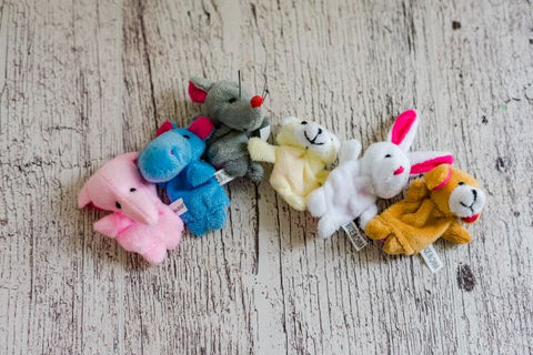 Finger Puppets - Assorted