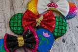 Minnie Mouse Headbands - Assorted