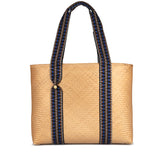 Large Mentawai Vegan Bamboo Tote Bag