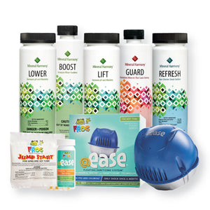 Mineral Harmony Starter Kit with @Ease™