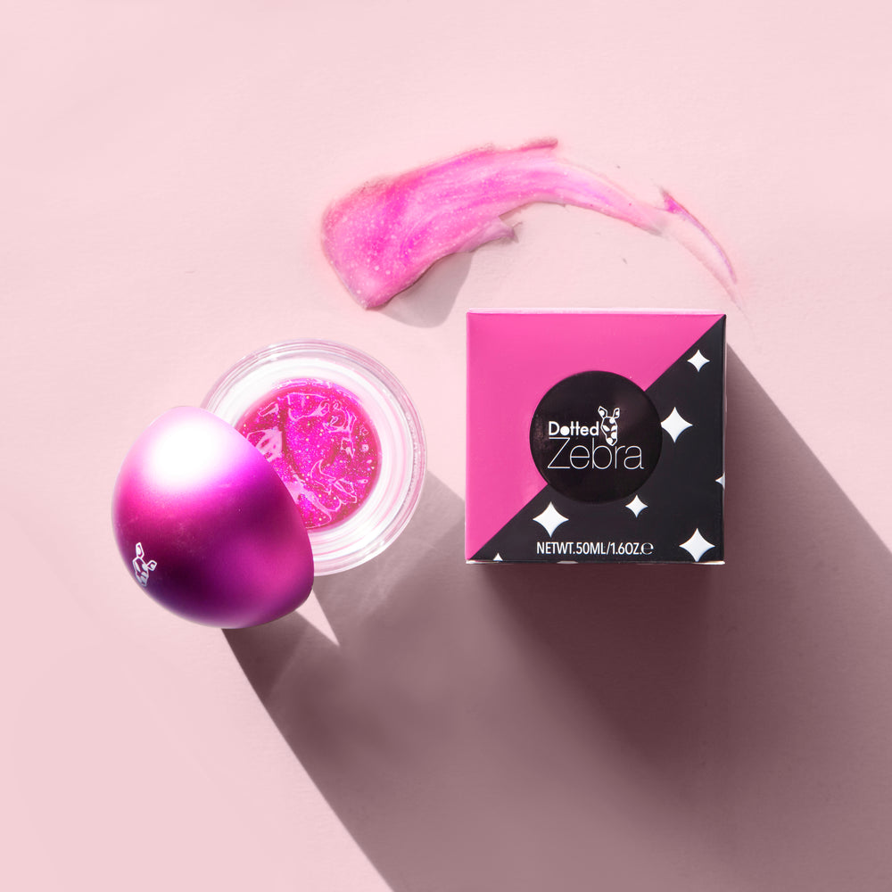 Pink Amethyst Sparkle Mask (with applicator) 50ml