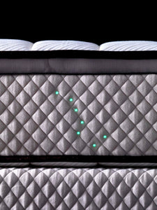 Mattress Etoile with balancing topper Prestige