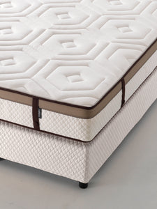 Mattress Etoile with hypoallergenic topper Avantgarde