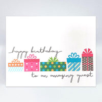 5 Gifts Card - Simple Hospitality