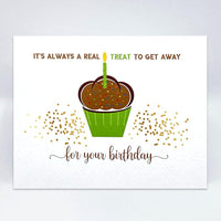 A Treat To Getaway Card - Simple Hospitality