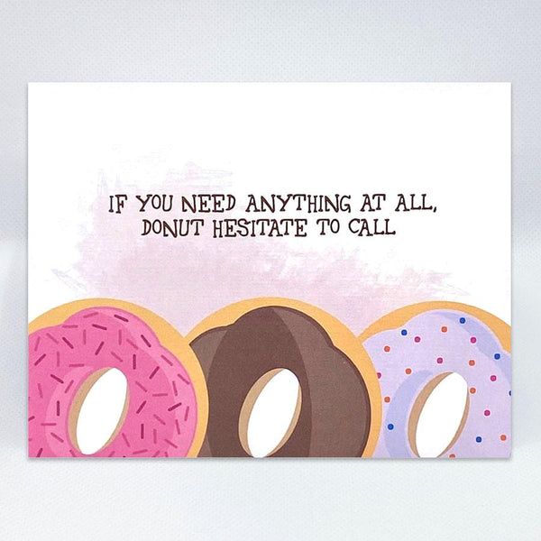 The Donut Card - Simple Hospitality