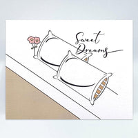 Sweet Dreams HK Card - Simple Hospitality