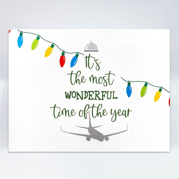 Holiday Travel Card - Simple Hospitality