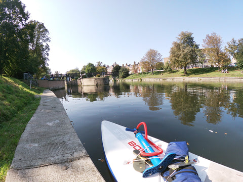 Paddleboard hire Cambridge. Rent a SUP in Cambridge