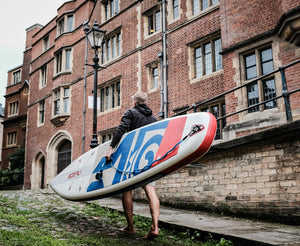 Try SUP in Cambridge | Paddle boards to demo in Cambridge
