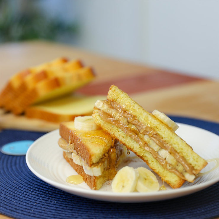the sliced brioche - bakerly