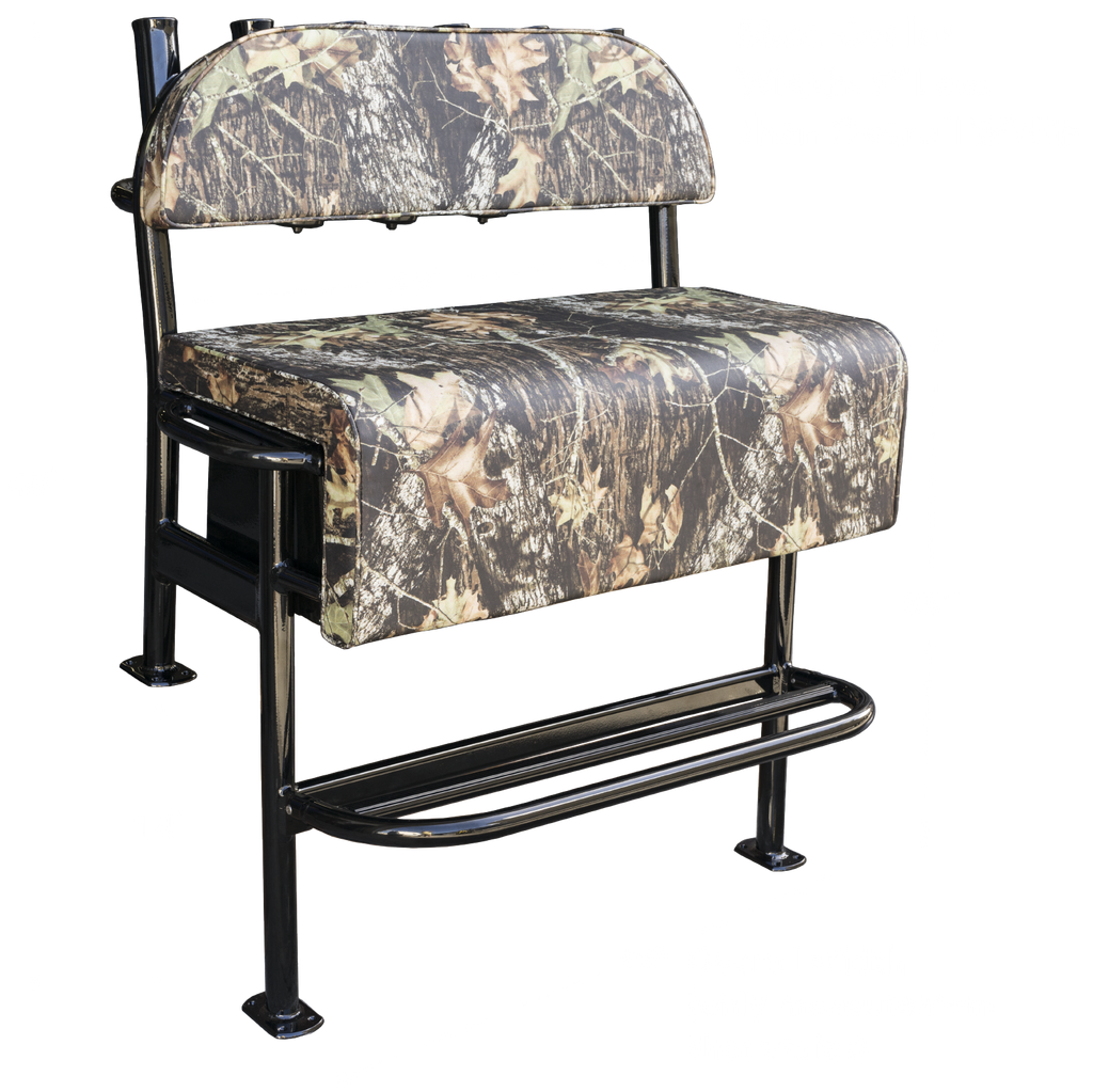 Welding World Dixie Fixie Mossy Oak® Cammo Jon Boat Leaning Post