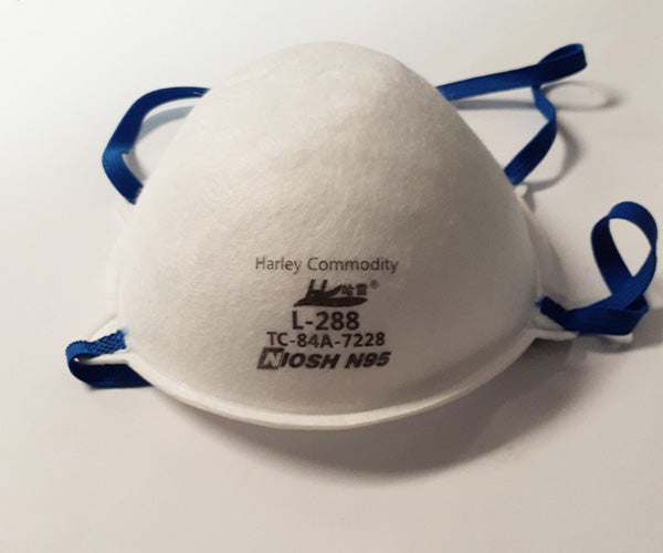 N95-NIOSH Shell (2000 masks)