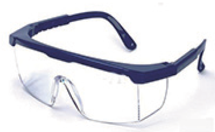 Safety Glasses (2,500 pairs)