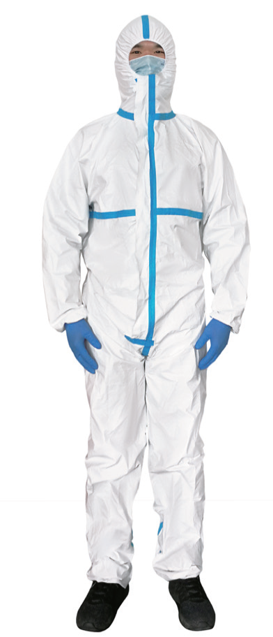 Protective Coverall - Taped Seams (1,000 coveralls)