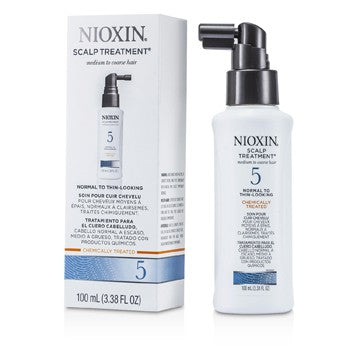 Nioxin System 5 Scalp Treatment For Medium to Coarse Hair - 100ml