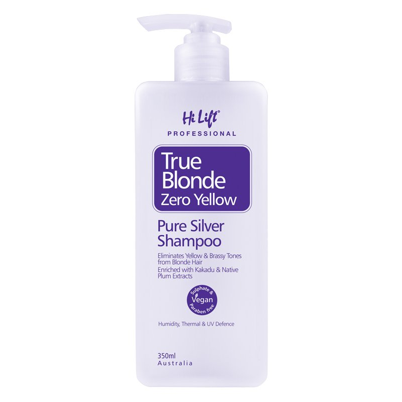 Hi Lift Professional - True Blonde Zero Yellow Shampoo