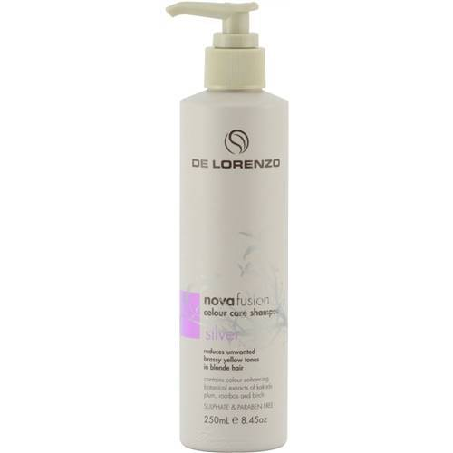 De Lorenzo Silver Shampoo - Novafusion Colour Care